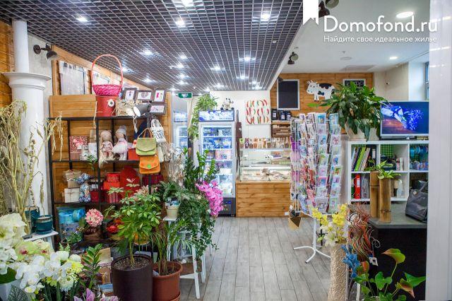 dba68400 Магазин в аренду — Серпуховская метро : Domofond.ru